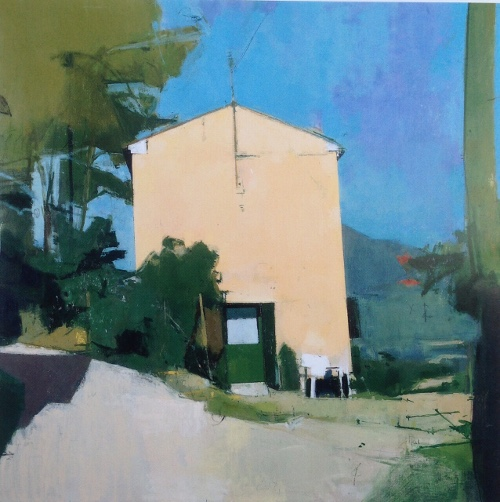 Casa Vecchio, 1993-94, Oil on canvas by Andy Pankhurst
